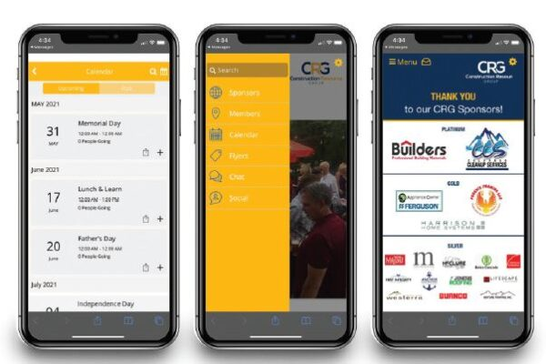 Construction Resource Group App